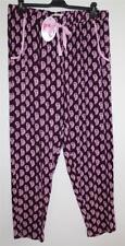 Peter Alexander  Paisley Viscose Jersey Pant PA Plus Sz  2+ (20-22) NWT RRP $80