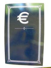 Euro-Collection Euro projets Vatican 2013-avec d'authenticité-certificat-très bien