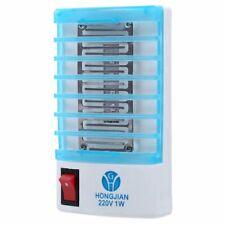 Lampe Anti Moustique Efficace Insecte UV Electrique Maison Extérieur Intérieur