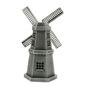 Exquisite workmanship Miniature Windmill Windmill Ornaments bedroom for office