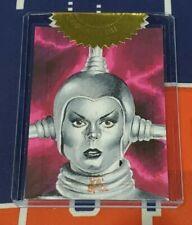 Irwin Allen's Lost in Space Archives Kristin Allen Sketch Card 1/1