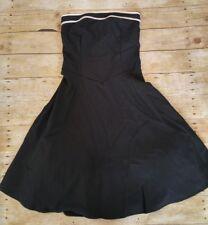 Junior Womens Dress Size 5 NEW Ruby Rox Party $25 Formal Black Slim Strapless