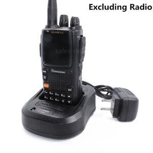 Original WOUXUN Battery Desktop Charger KG-UV9D kg-uv9d Plus Walkie Talkie Radio