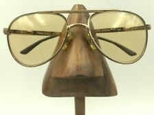 Vintage Kids Clearvision Fisher-Price Gold Metal Aviator Sunglasses Frames