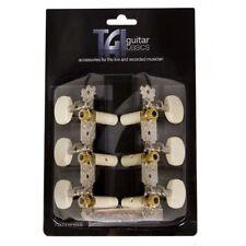 TGI Machineheads. Classical 3 in a Line. Nickel. | TG441