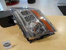 New OEM RH Headlamp - 2008-2014 Cadillac CTS w/High Intensity (T4F) 22755332