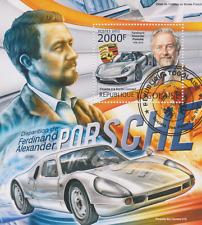 Auto Porsche  Togo   gestempelt 2999