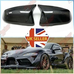 Supra MK5 A90 Carbon Wing Mirrors - Toyota