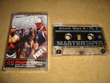P-CUTTA - Street Wars 8 : Part 1  (Tape)  MASTERTAPES  PCUTTA