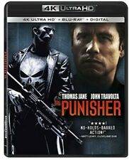 The Punisher [New 4K UHD Blu-ray] With Blu-Ray, 4K Mastering, Ac-3/Dolby Digit