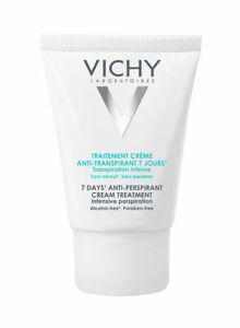 Vichy Deodorant Anti-Perspirant 7 Day Treatment Cream 30ml