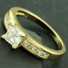 Solitaire with Accents Handcrafted Rings