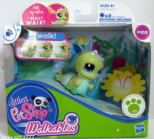 NIP Littlest Pet Shop WALKABLE Moving Walking INCHWORM  #2312 VHTF FREE SHIPPING