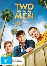 Two and A Half Men S10                   Series 10 Season 10 DVD R4