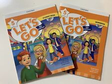 Let's Go 5th Edition Student Book And Workbook Level 5 With CD- ROM