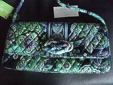 "VERA BRADLEY "" Knot Just a Clutch"" handbag shoulder bag purse Blue Rhapsody"
