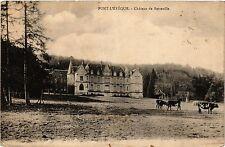 CPA Pont-l'Évéque, Chateau de Betteville (422193)
