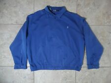 VTG Polo By Ralph Lauren Blue Red Pony Jacket XXL