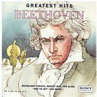 Ludwig van Beethoven - Greatest Htis [New CD]