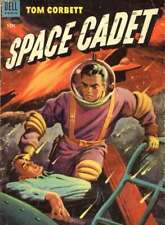 Tom Corbett Space Cadet Comic Collection on Cd ROM