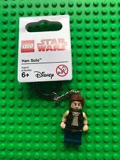Lego 853769 Star Wars Han Solo Minifigure Keyring
