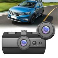 2.2'' Dual Lens GPS Car DVR 1080P Dash Cam Video Recorder 1080P Night B0E6