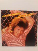 DAZZ BAND KEEP IT LIVE 1982 vinyl record LP
