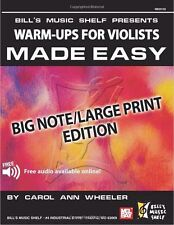 Warm-Ups for the Violists Made Easy
