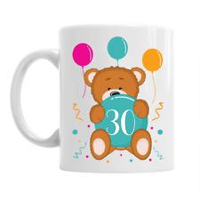 30th Birthday Happy Gift Present Idea Women Ladies Female Lady Keepsake 30 Mug