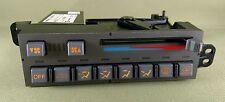 AC/Heater Climate Control Assembly Unit,C4 Corvette Convertible,1990-91,C60,New