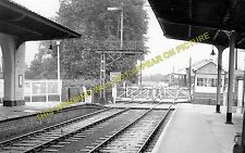 Driffield Railway Station Phot. Nafferton to Garton and Southburn. (3)