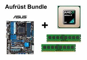 Aufrüst Bundle - ASUS M5A99X EVO + Athlon II X4 620 + 32GB RAM #55842