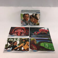 THE THUNDERBIRDS (LIVE ACTION MOVIE) Complete Trading Card Set GERRY ANDERSON