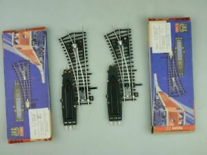 2x BTTB Spur TT 6813 Weiche links + Box 117583