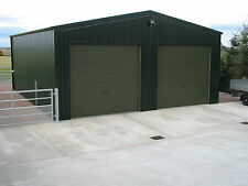 Grampian Steel Buildings, Steel building