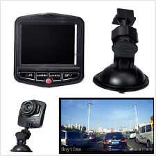 HD 1080p Auto SUV Dash Camera G-sensor Night Vision DVR Video Driving Recorder