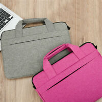 Cover Sleeve Case Laptop Bag Shockproof For Apple MacBook HP Dell Lenovo