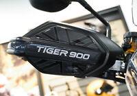2 adesivi paramani per moto in gel 3D compatibili Triumph Tiger 900 GT e Rally