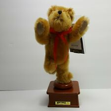 Merrythought Dancing Bear Musical Limited Edition 629 of 1000 Bx12Z England