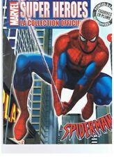 MARVEL SUPER HEROES LA COLLECTION OFFICIELLE 1 SPIDERMAN (eaglemoss 2005)