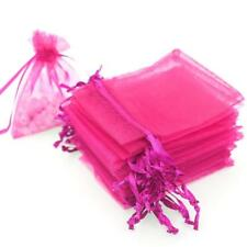 120pk Drawstring Organza Jewelry Candy Pouch Party Wedding Favor Gift Bags 3x4