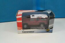 """A """"CARARAMA"""" 1/43 SCALE """"LAND ROVER - NEW DISCOVERY"""" NEW IN BOX T29"""