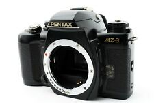 Pentax MZ-3 35mm SLR Film Camera Body Only black from Japan #1410