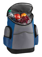 Insulated Lunch bag Cooler backpack designed cooler Tailgate engineered 20 can