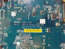 Sony Vaio VGN N31S PCG 7Y1M MOTHERBOARD Mainboard Working 1P-0071500-6010 Intel
