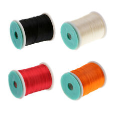 210 Denier Fly Tying Thread Fishing Flies Streamer Tying Accessory White/