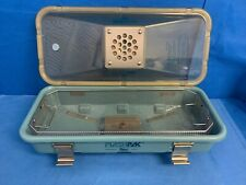 Riley Medical 9040 Flashpak Sterilization Container System With Tray