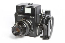 Polaroid 600se con Mamiya OBJECTIV 4,7/127mm