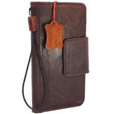 genuine vintage leather Case for HTC u11 book wallet premium cover magnetic 11 u