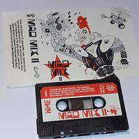 NME 008 MAD MIX II 1983 CASSETTE TAPE ALBUM U2 STYLE COUNCIL DAVID SYLVIAN